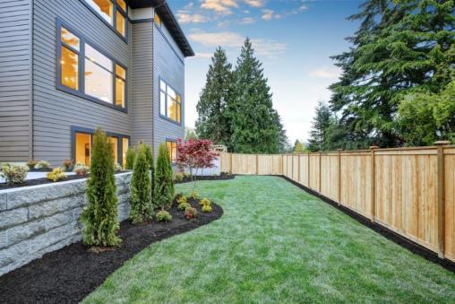 installation clôture